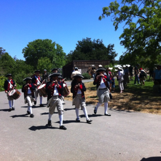 Fife and drum corp